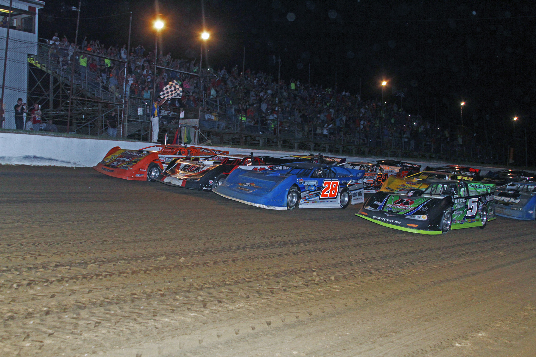 4 wide Lates
