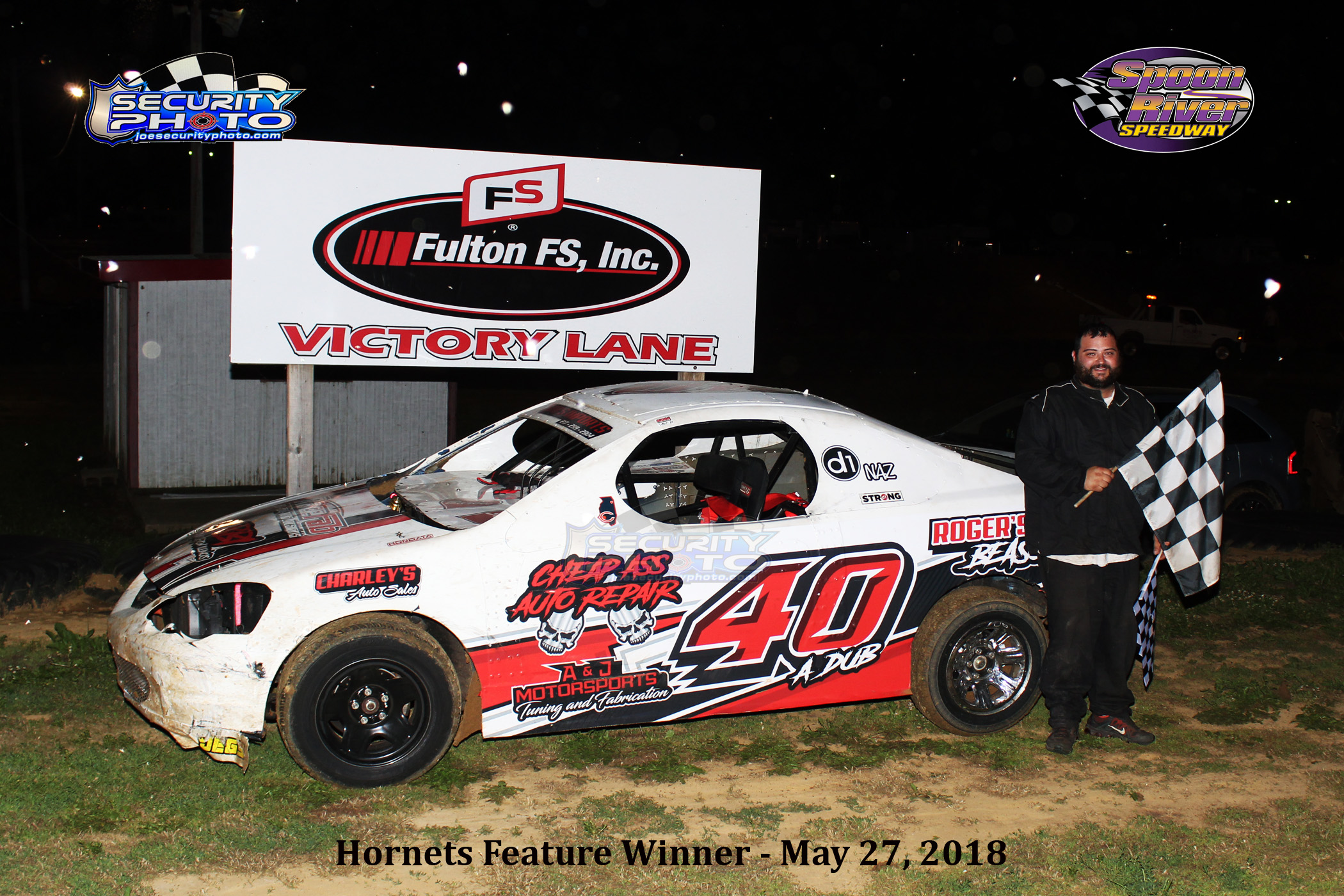 hornets feature winner 5 27