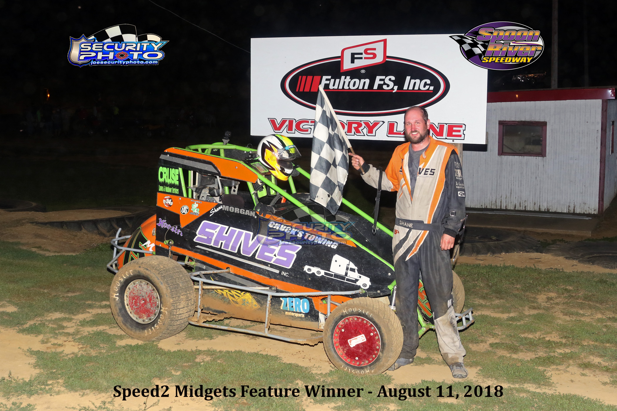 Speed2 Midgets feature winner2991fb