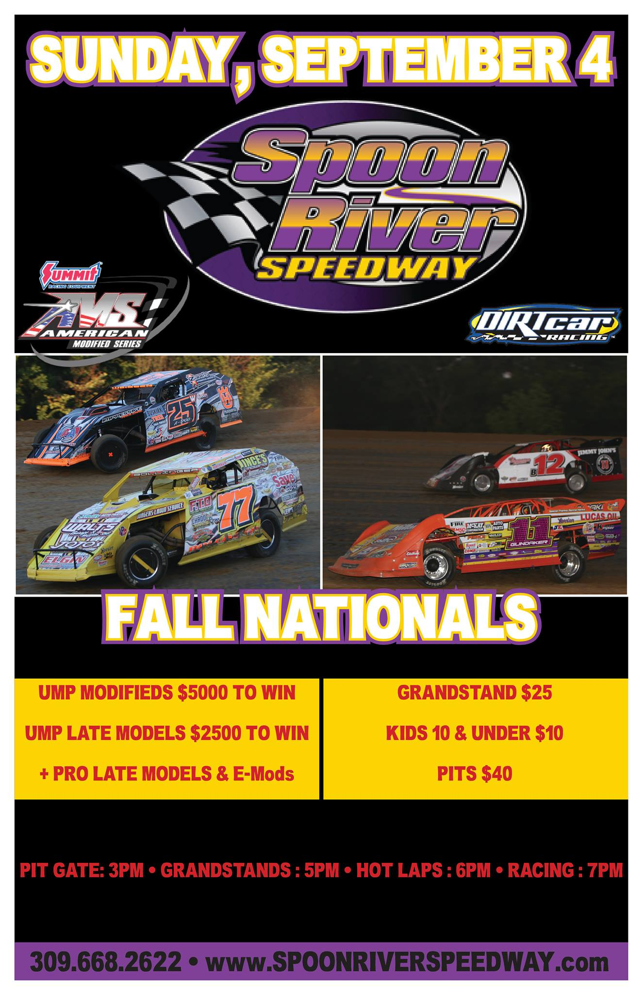 2016 26th Fall Nationals Flyer