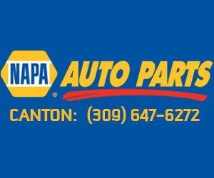 NAPA Auto Parts Canton 300x250